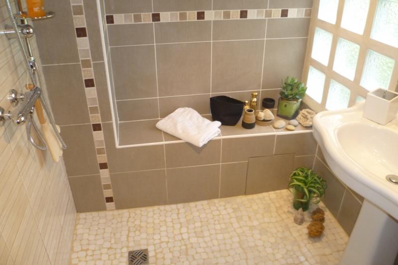 Rénovation salle de bain 4m2 en spa à Saint Germain de Pasquier ...