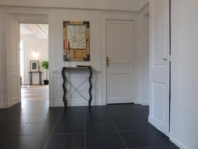 Appartement début XXe siècle : Chic et Sobre Rouen 76 Le Petit ...